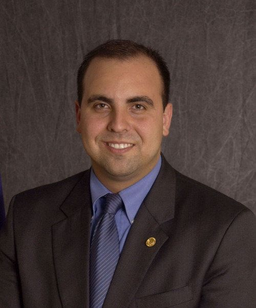 "Texas state Rep. Armando ""Mando"" Martinez was shot in his head while celebrating New Year's Eve with his family."