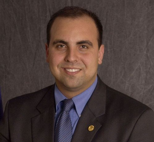 """Texas state Rep. Armando """"Mando"""" Martinez was shot in his head while celebrating New Year's Eve with his family."""