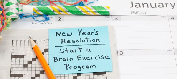 New Year's Resolutions for the Brain