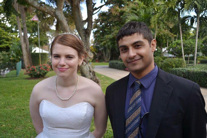 Gottesfeld (2015) married Dana in Pompano Beach, Florida
