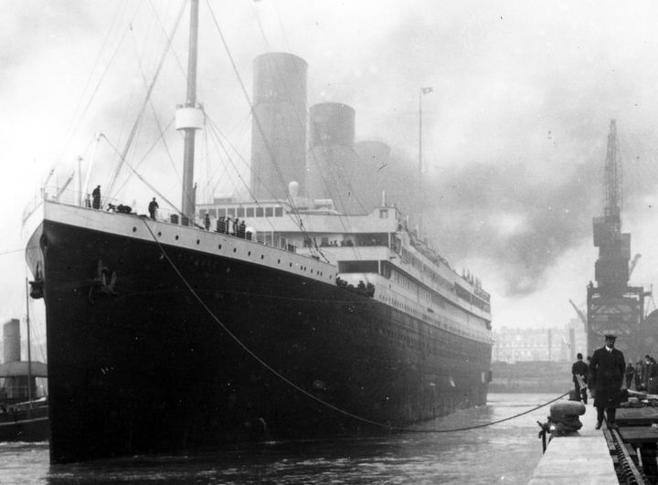 A new documentary claims the RMS Titanic's fate was sealed by a fire, not an iceberg.