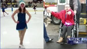 Justina Pelletier, pictured before (left, 2012) and after (right, 2014) her treatment at Boston Children's Hospital. Her fami