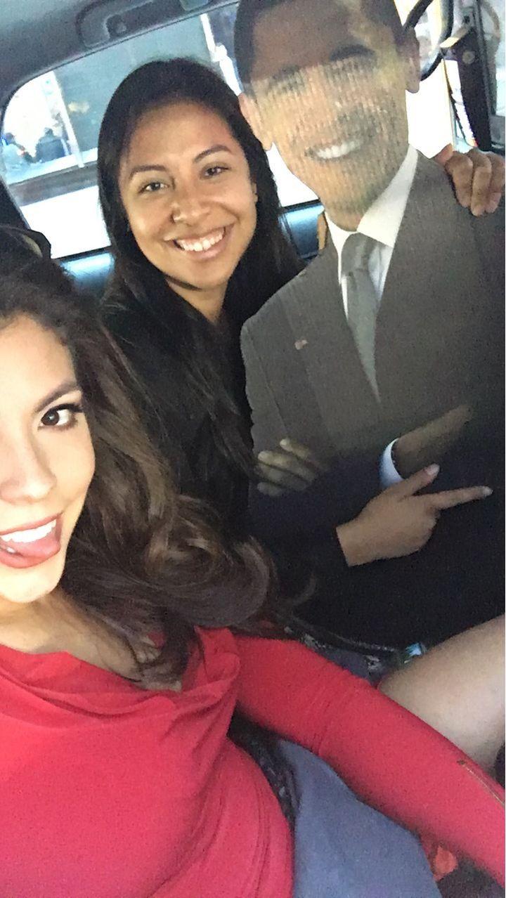 #BarackingAround with Nicole Suarez