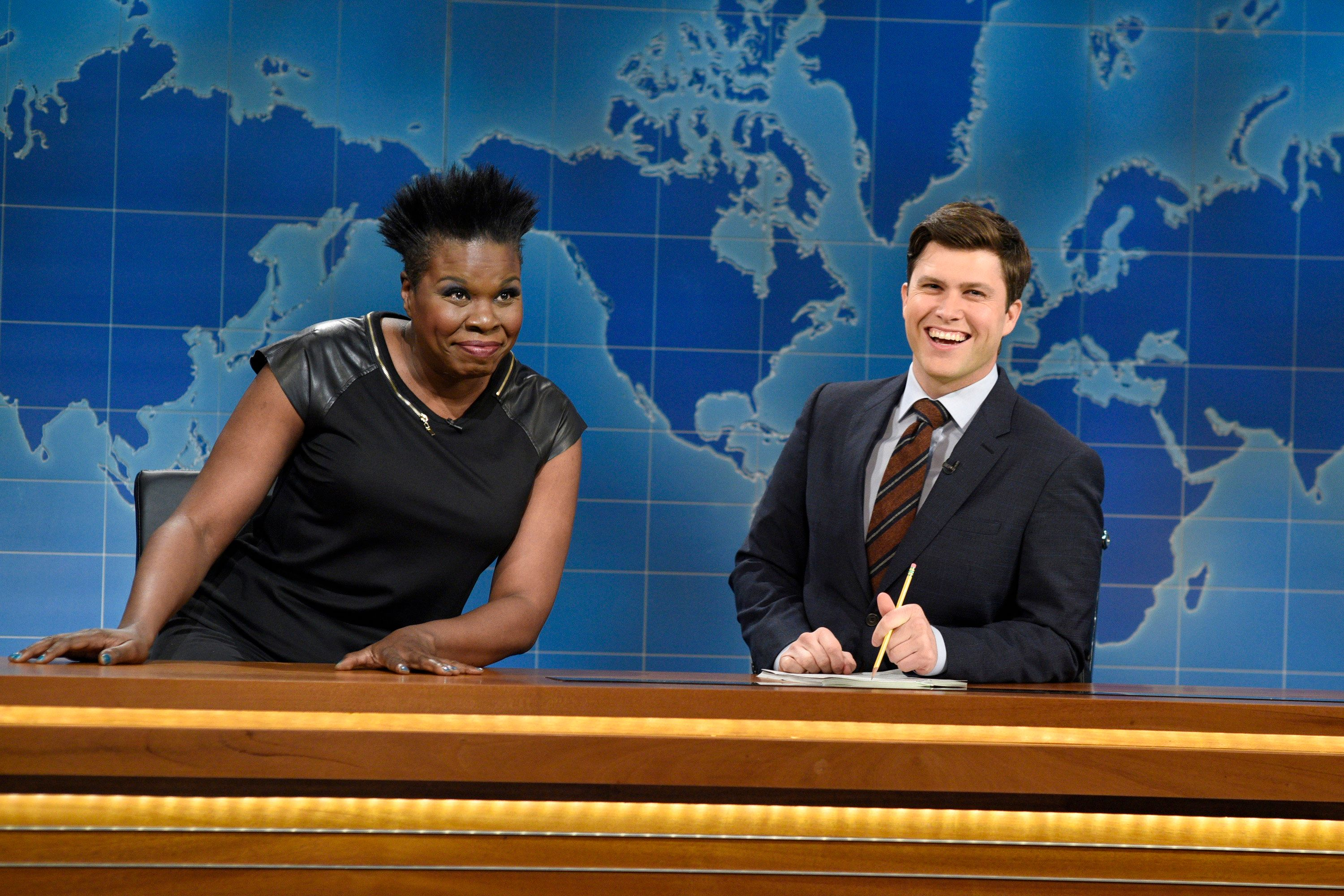 "Leslie Jones of ""Saturday Night Live"" is criticizing Simon & Schuster for its book deal with Milo Yiannopoulos."
