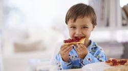 Children Consume Half Their Daily Sugar Allowance At