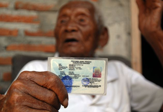 'World's Oldest Man' Celebrates 146th Birthday And Says ...