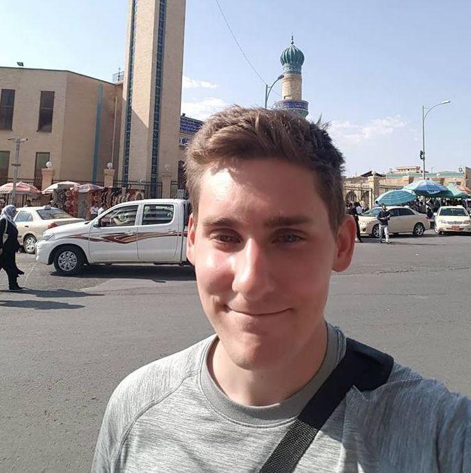 Former British Chef Ryan Lock Killed Fighting Isis In