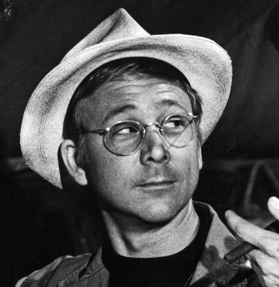 "Actor William Christopher, who played Father Mulcahy on ""M.A.S.H.,"" died on December 31. He was 84."