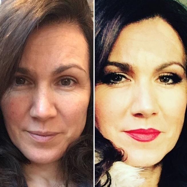 Susanna Reid Shares Make-Up Free Selfie And Still Manages To Look