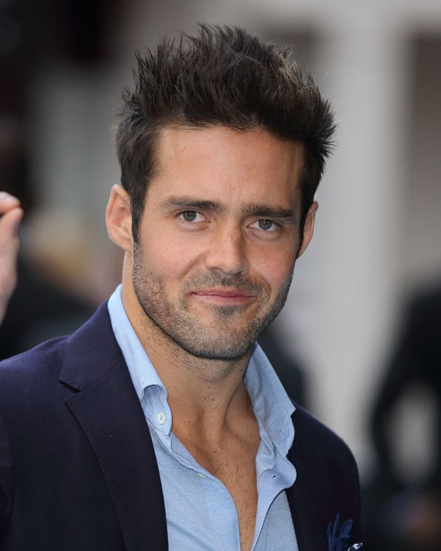 Spencer Matthews was the first of the new contestants to be