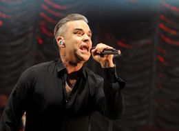 Robbie Williams Responds To Fuss Over NYE Hand Sanitiser Incident