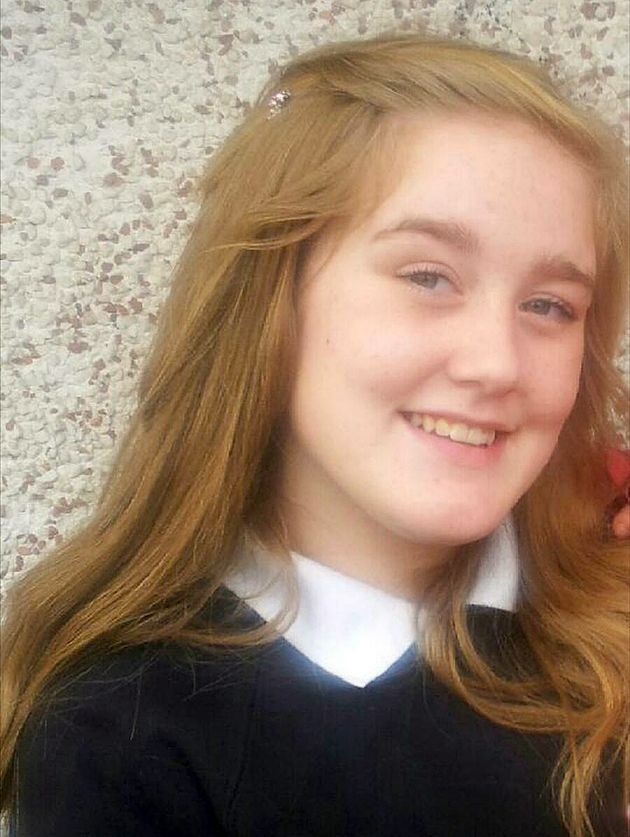 Kayleigh Haywood was 15 when she was brutally murdered by men she met
