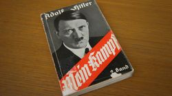 Publisher 'Overwhelmed' By Huge Demand For Hitler's Mein