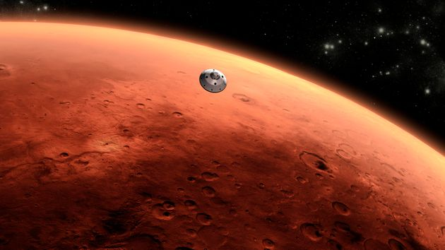 Why NASA Might Build Houses On Mars From