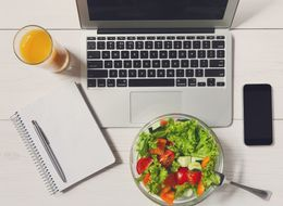 4 Easy Ways To Make Your Desk Salad A Little Less Sad