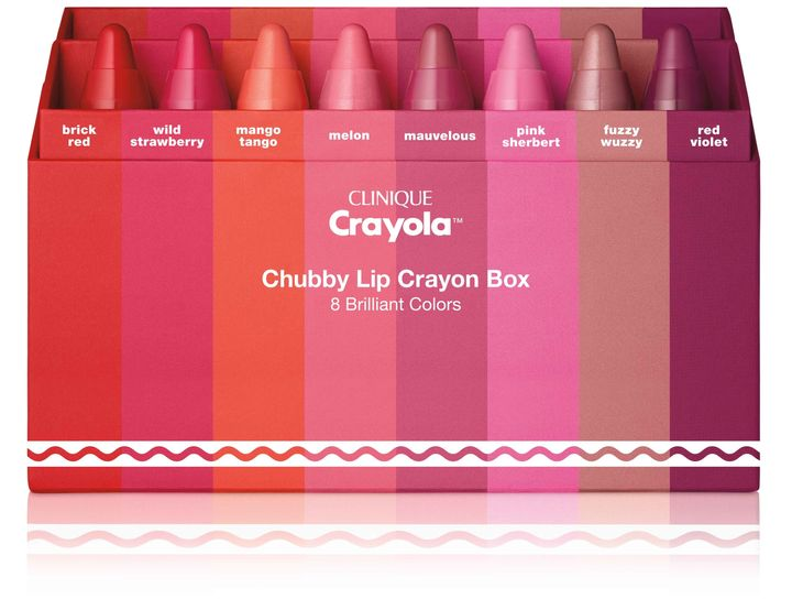clinique - Crayola Crayons Pictures