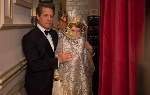 "Despite four Golden Globe nominations, including one for ""Florence Foster Jenkins,"" Hugh Grant has yet to hit the Oscars' sho"