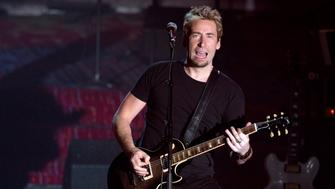 Musician Chad Kroeger of Nickelback performs during the 44th Annual Songwriters Hall of Fame ceremony in New York June 13, 2013.    REUTERS/Carlo Allegri  (UNITED STATES - Tags: ENTERTAINMENT)