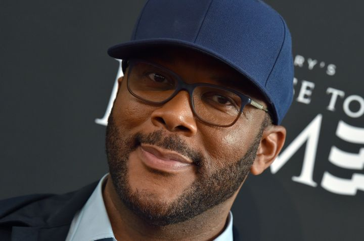 "Tyler Perry thinks the backlash to ""Too Close To Home"" is just reverse racism."