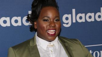 NEW YORK, NY - MAY 14:  Performer Alex Newell attends the 27th Annual GLAAD Media Awards held at The Waldorf=Astoria on May 14, 2016 in New York City.  (Photo by Brent N. Clarke/FilmMagic)