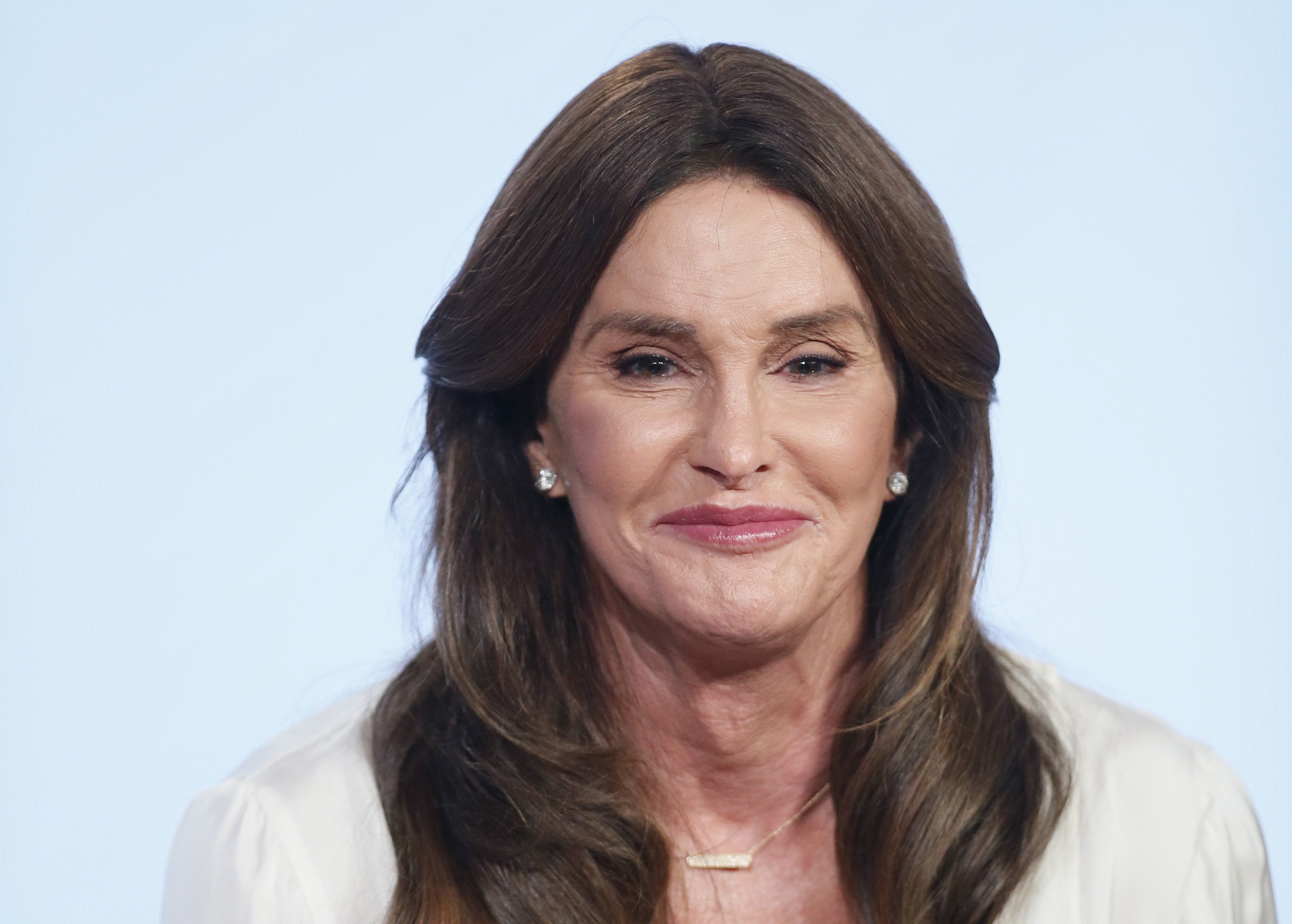 """Cast members Caitlyn Jenner participates in a panel for the E! Entertainment Television series """"I Am Cait"""" during the Television Critics Association (TCA) Cable Winter Press Tour in Pasadena, California, January 14, 2016. REUTERS/Danny Moloshok"""