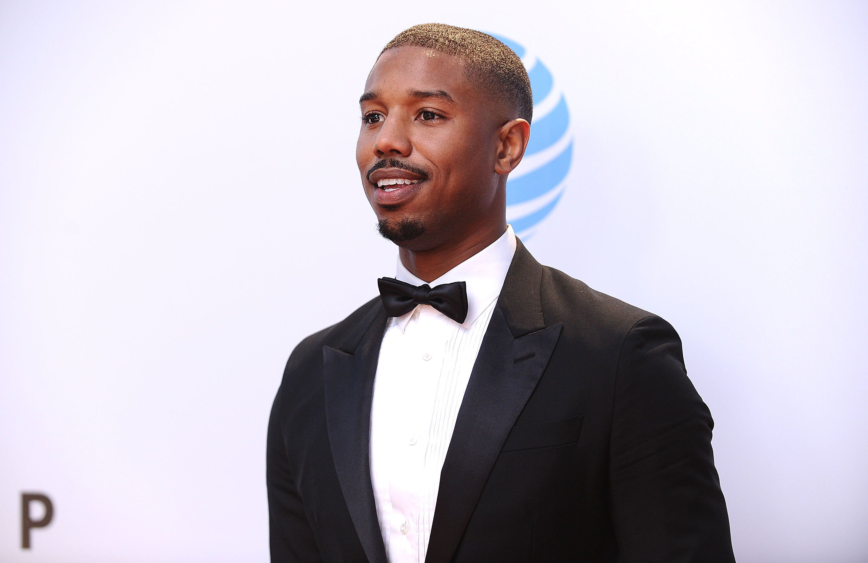 PASADENA, CA - FEBRUARY 05:  Actor Michael B. Jordan attends the 47th NAACP Image Awards at Pasadena Civic Auditorium on February 5, 2016 in Pasadena, California.  (Photo by Jason LaVeris/FilmMagic)