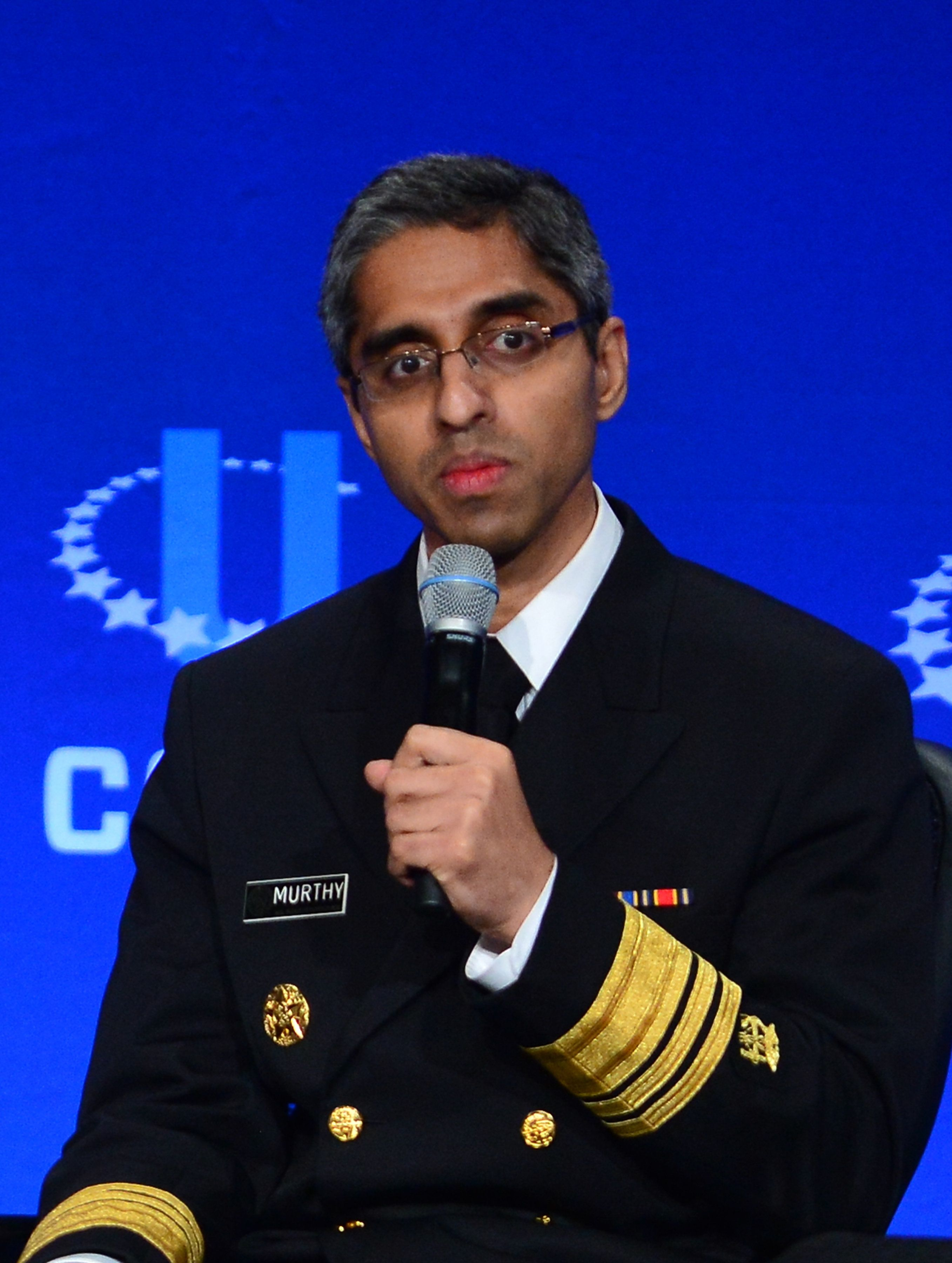 MIAMI, FL - MARCH 06: United States Surgeon General Vivek Murthy attends Clinton Global Initiative University - Fast Forward: Accelerating Opportunity for All at University of Miami on March 6, 2015 in Miami, Florida. (Photo by Johnny Louis/WireImage)