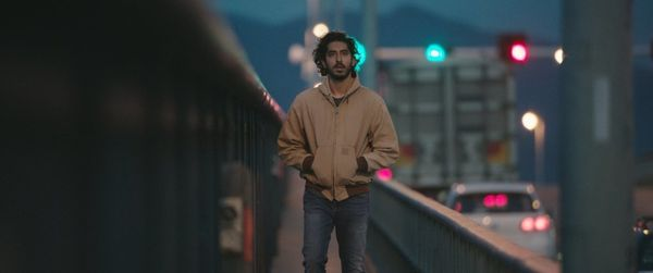 "Dev Patel is <i>this</i> close to committing category fraud. His character is the centerpiece of ""Lion,"" but Patel doesn't en"