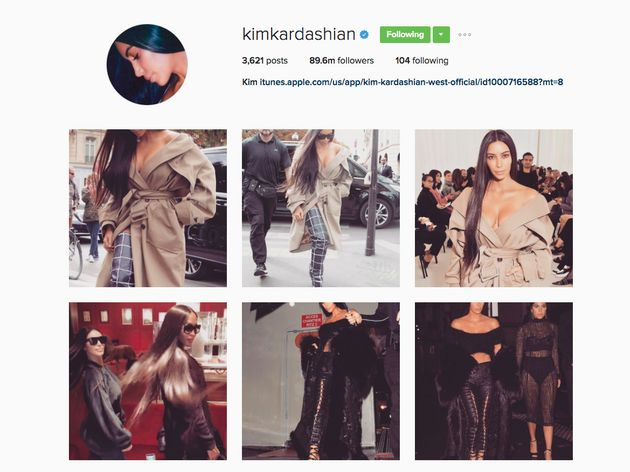 Kim Kardashian Briefly Drops The 'West' From Her Social Media