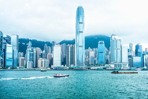 Sixty-eight percent of survey respondentssaid Hong Kong is a good place for expats to progress in their careers, compar