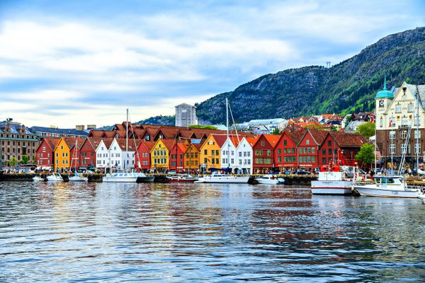 Eighty-seven percent of expats saidtheir work-life balance improved after moving to Norway.