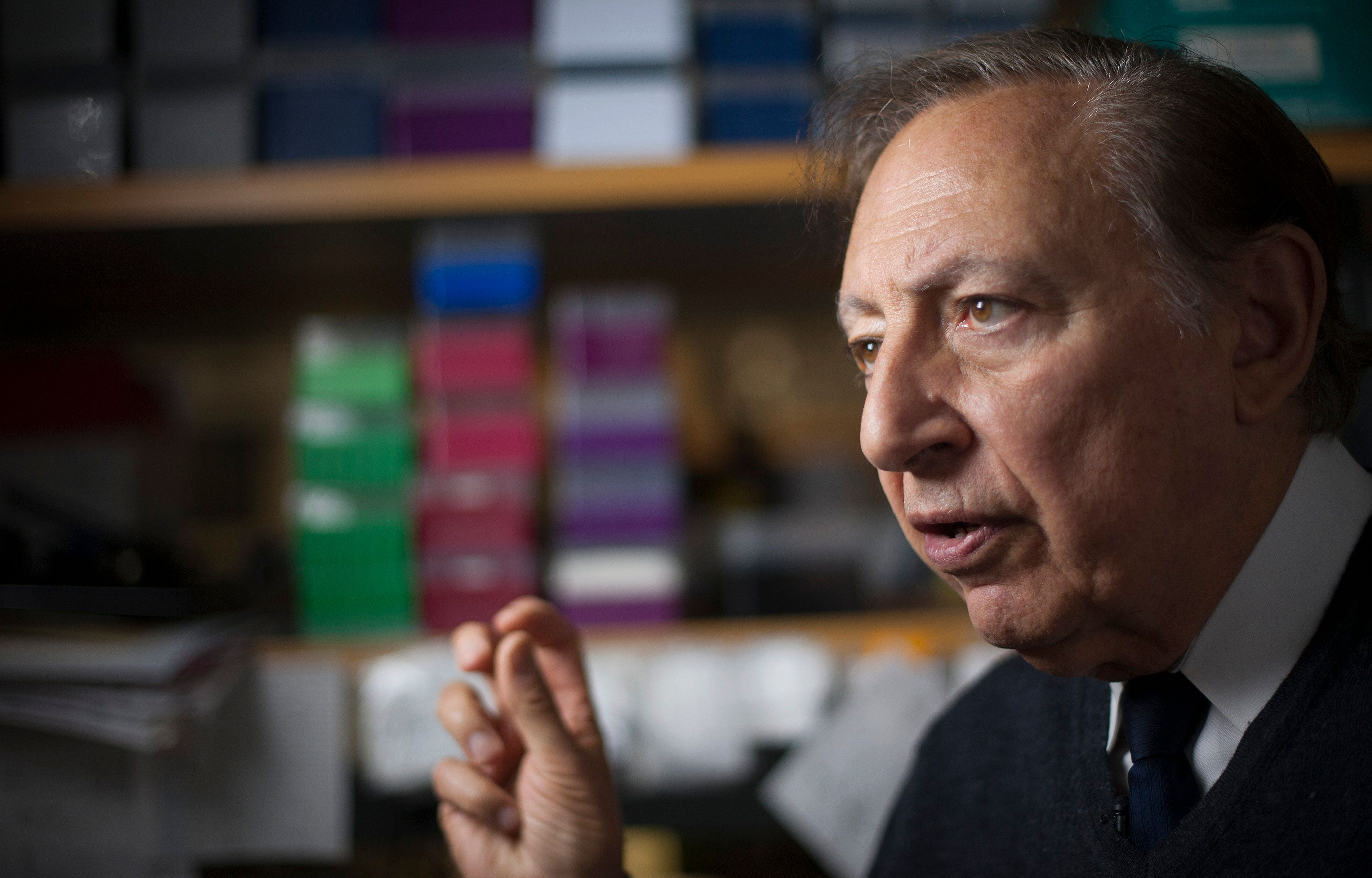 Dr. Robert Gallo may have found a vaccine that can beat HIV.