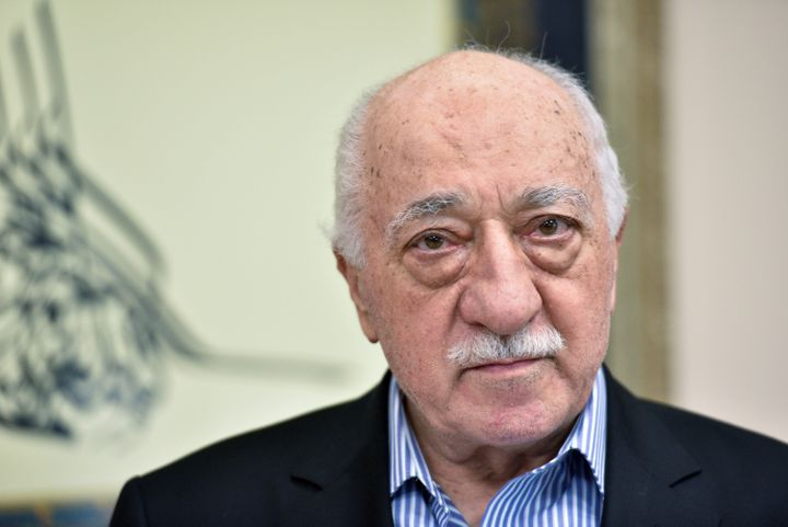 Turkish Muslim cleric Fethullah Gulen, who lives in exile in Saylorsburg, Pennsylvania, denies his movement was involved