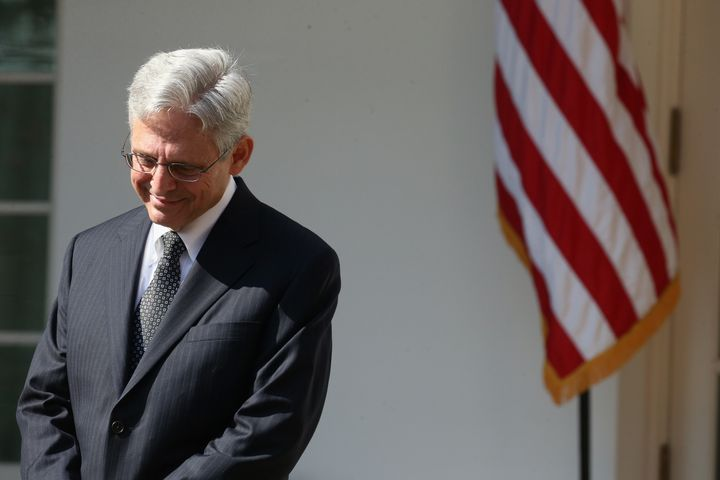 Chief Judge Merrick Garland of the U.S. Court of Appeals for the District of Columbia, waited for 293 days before his U.S. Su