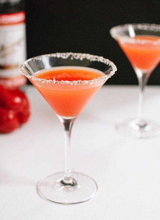 "<strong>Get the <a href=""http://cookieandkate.com/2013/red-pepper-martini/"" target=""_blank"">Fresh Red Pepper Martini recipe</"