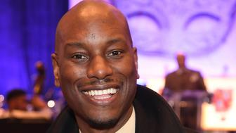 ATLANTA, GA - DECEMBER 17:  Actor/singer Tyrese Gibson attends 33rd Annual UNCF Mayor's Masked Ball at Atlanta Marriott Marquis on December 17, 2016 in Atlanta, Georgia.  (Photo by Paras Griffin/WireImage )