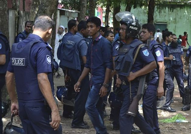 Militants Kill 3, Wound 14 In Attack On Bangladesh's Largest Eid