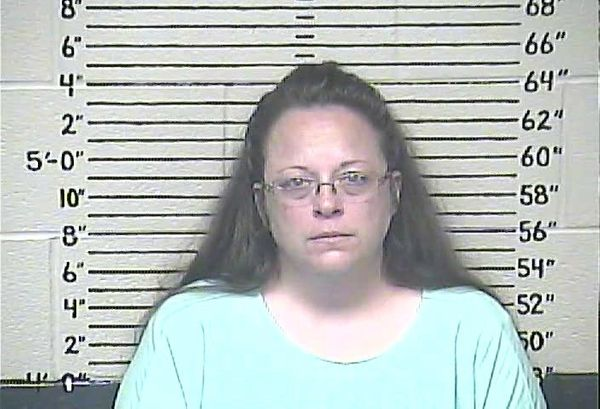 "When Rowan County, Kentucky clerk Kim Davis joined several clerks in her state and others in<a href=""http://www.huffingtonpos"