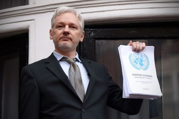Julian Assange: Google Is Hillary Clinton's 'Secret