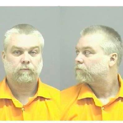 "Steven Avery, who is the focus of the Netflix documentary series ""Making a Murderer,"" is seen after his arrest."