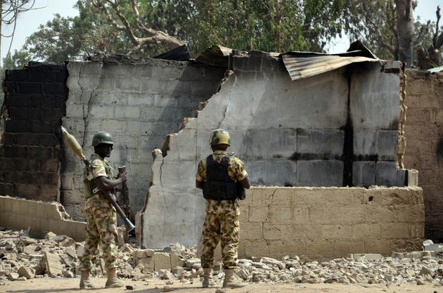At Least 65 Dead In Suspected Boko Haram Attack In