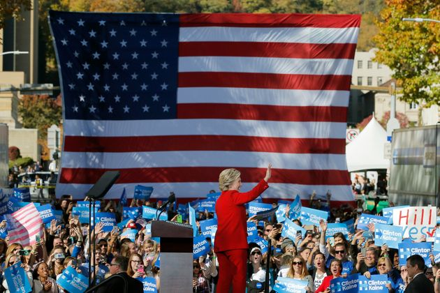 A High Probability Of Hillary Clinton Winning Doesn't Mean It Will Be A