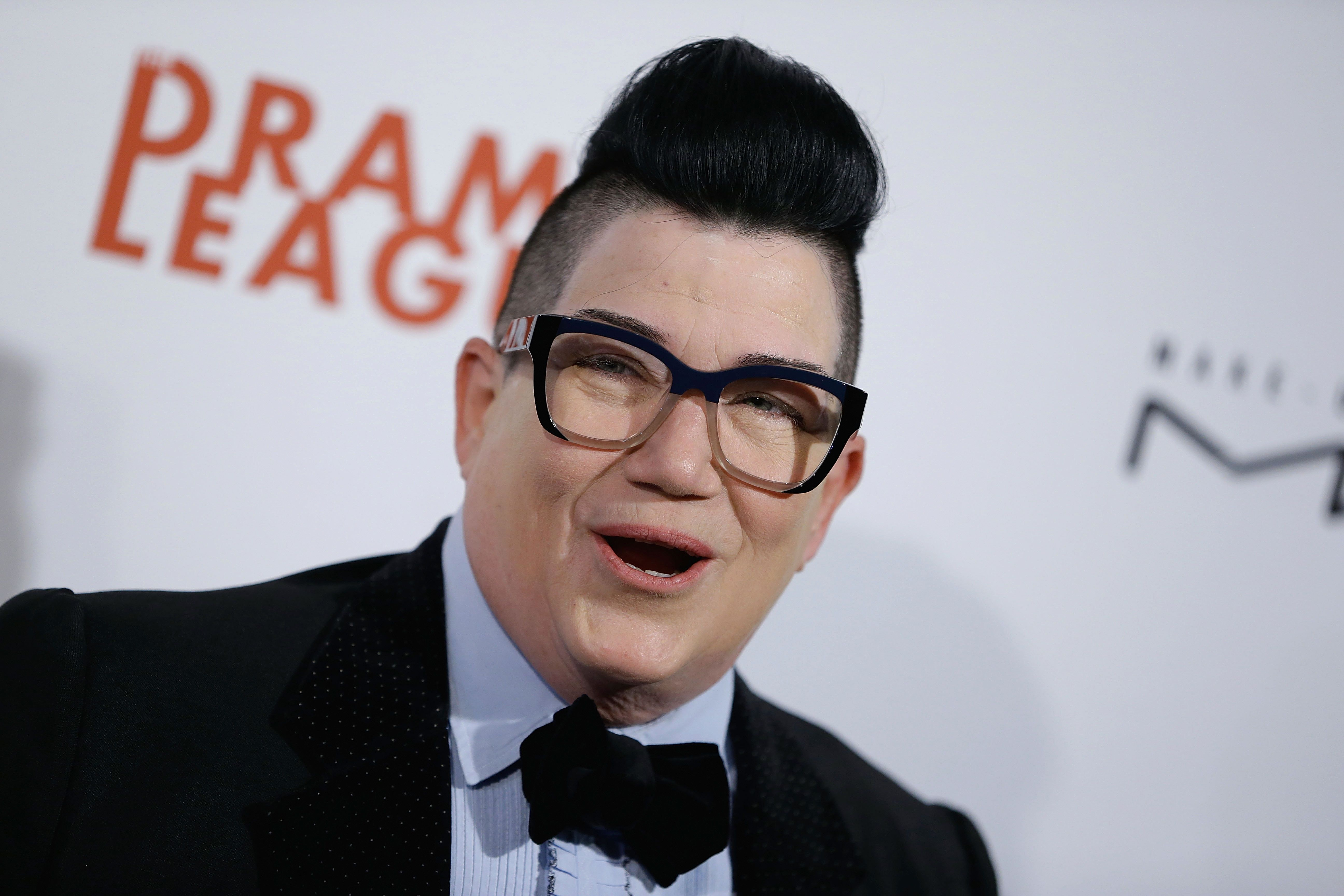 NEW YORK, NY - NOVEMBER 07:  Lea DeLaria attends 33rd Annual Drama League Musical Celebration of Broadway at The Plaza on November 7, 2016 in New York City.  (Photo by John Lamparski/WireImage)