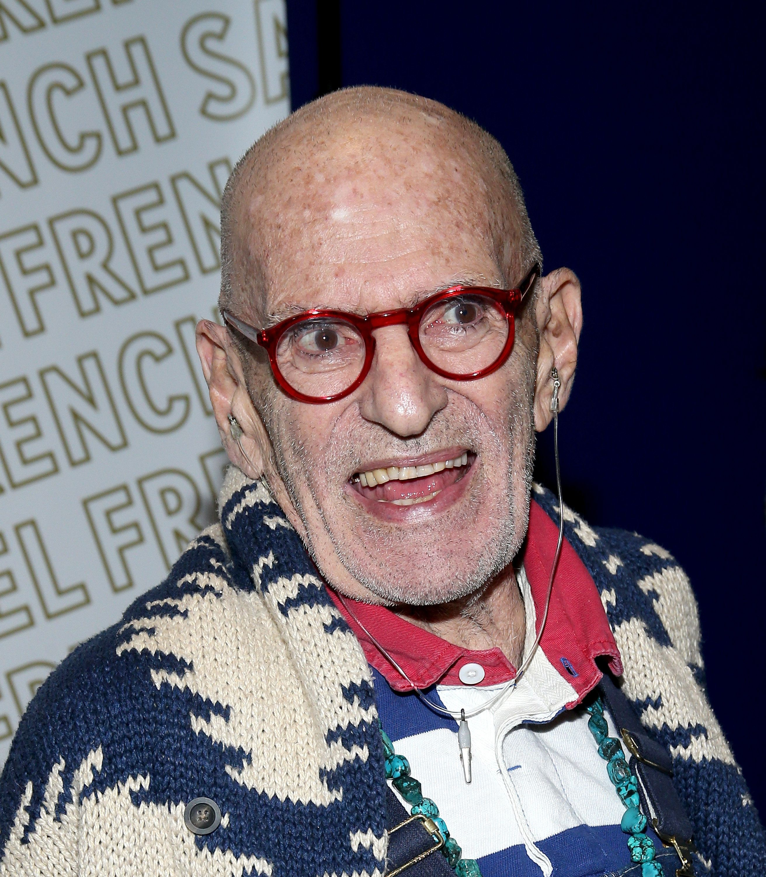 NEW YORK, NY - SEPTEMBER 30:  Larry Kramer attends the 2016 #IdentityWeek Reception at Vineyard Theatre on September 30, 2016 in New York City.  (Photo by Paul Zimmerman/WireImage)