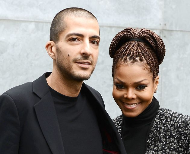 Wissam al Mana and Janet Jackson are officially