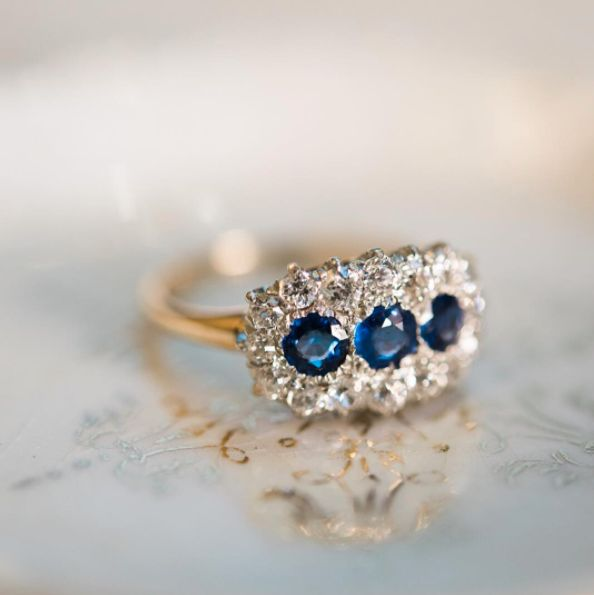 15 Beautiful Engagement Rings That Are The Very Best 'Something