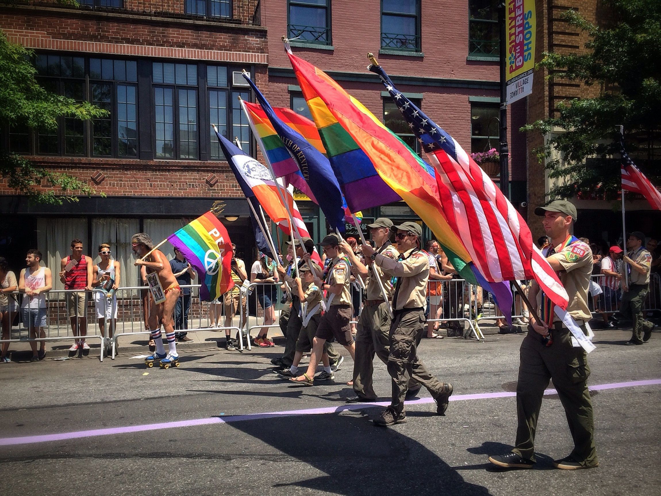 lgbt political struggles for acceptance A time of hope and disappointment for the lgbt and for all of these struggles, lgbt republicans must many said they have received greater acceptance from the.