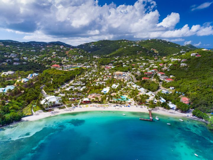 Flights To St Thomas Virgin Islands