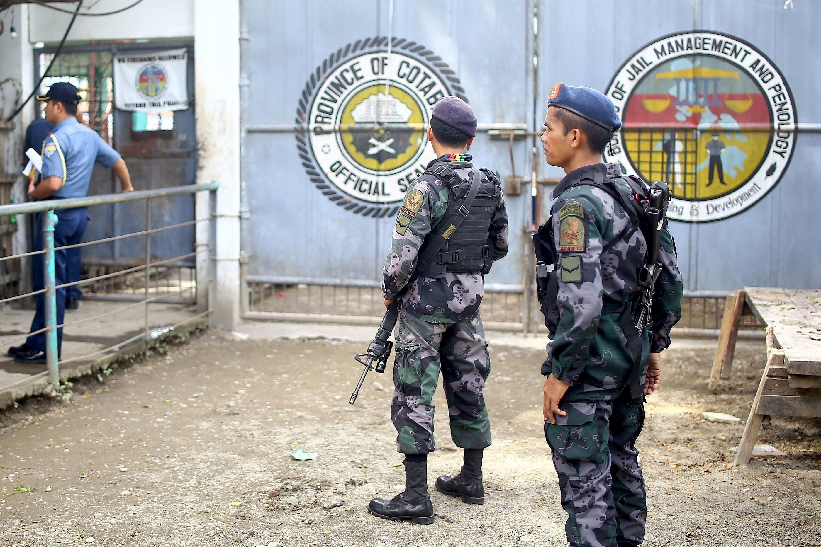 Nearly 160 Inmates Escape After Suspected Rebels Storm Philippine