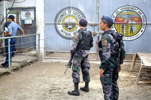 At least 158 inmates escaped from a jail in the southern Philippines on Wednesday when suspected Muslim...
